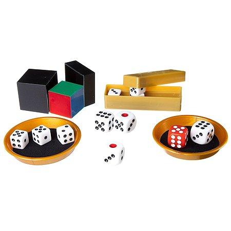 Набор Bondibon Фокусы Волшебные кубики 20 фокусов арт 17003 ВВ2126