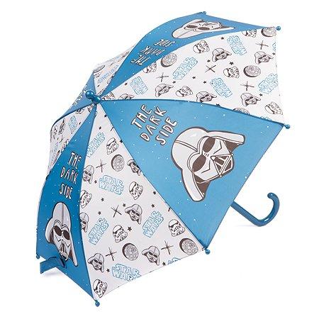 Зонт детский Star Wars синий