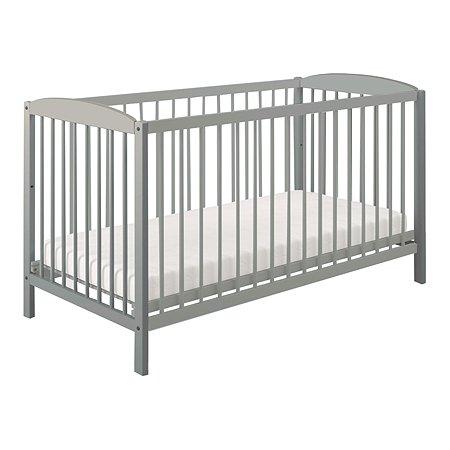 Кровать детская Polini kids Simple 101 Серый