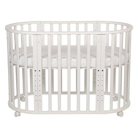 Кровать детская Polini kids Simple 911 Белый