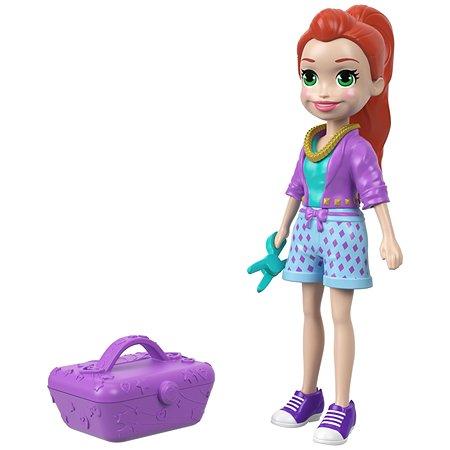 Кукла POLLY POCKET Милая Лайла с сумкой FTP71