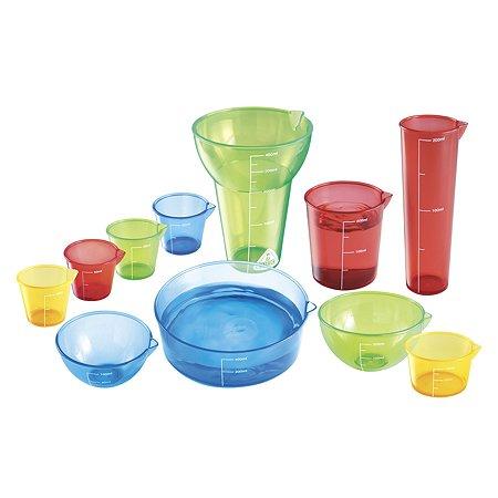 Набор мерных стаканчиков ELC 143460