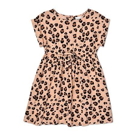 Платье BabyGo бежевое