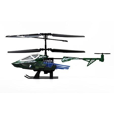 Вертолет Silverlit 3-х канальный радиоуправляемый Heli Sniper 2 со стрелами