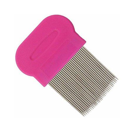 Гребешок для животных Ripoma розовый Ripoma