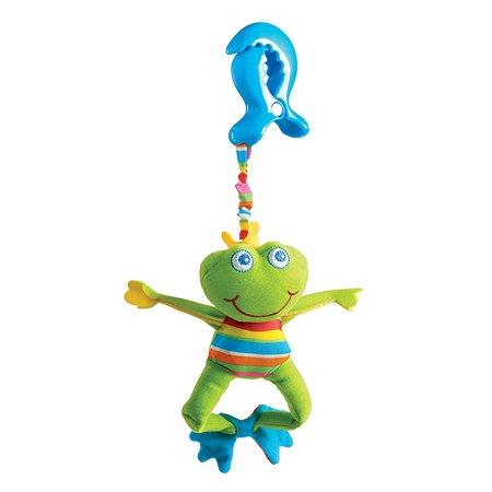 Развивающая игрушка Tiny Love Лягушонок Френки с вибрацией