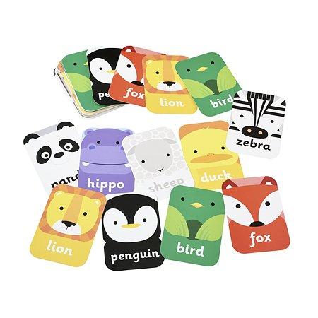 Набор ELC Обучающие карточки Угадай животное 143385
