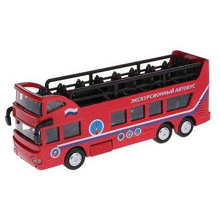 Автобус Технопарк инерционный 222694