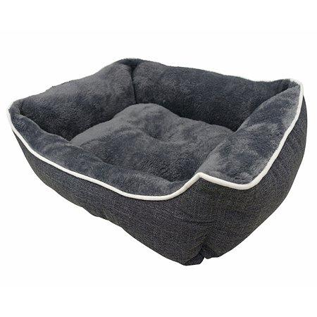 Лежак для животных Nobby Arno малый Серый