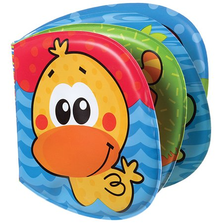 Книжка-пищалка Playgro для игры в ванне