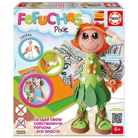 Кукла Educa Фофуча Пикси набор для творчества