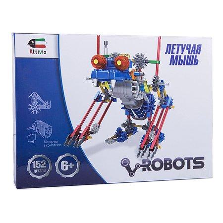 Конструктор Attivio Робот – летучая мышь