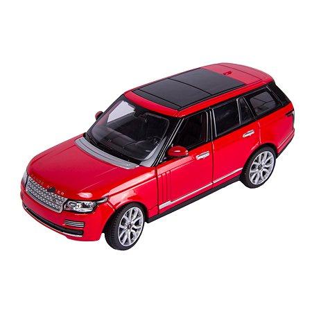 Машинка Rastar Range Rover 1:24 красная