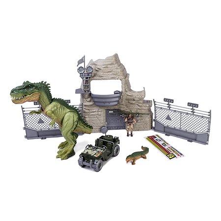 Набор Global Bros Атака динозавра 37070