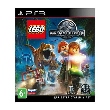 LEGO Мир Юрского Периода WB Interactive [PS3 русская вер]