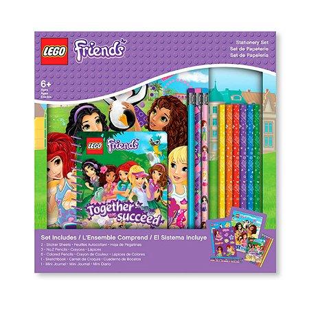 Канцелярский набор LEGO 13 шт в комплекте