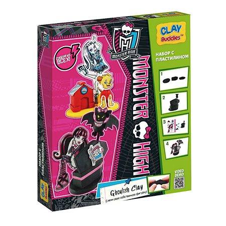 Набор для лепки Clay Buddies Monster High