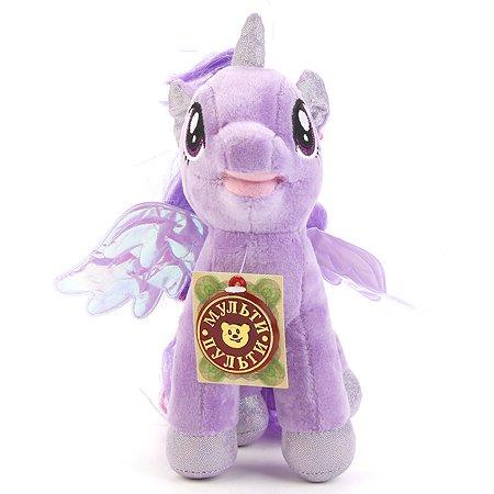Мягкая игрушка Мульти-Пульти пони Искорка