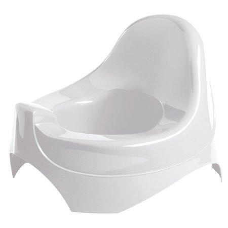 Горшок Пластишка Белый (431326016)