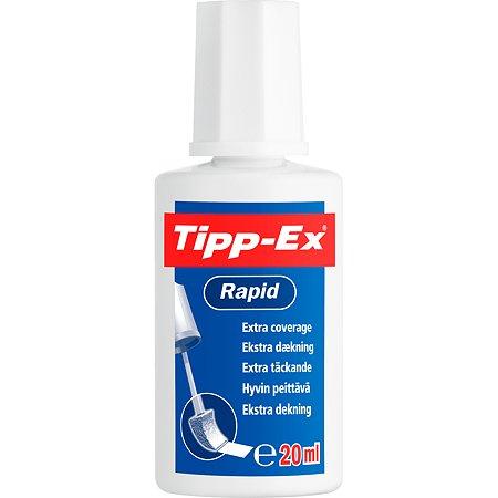 Корректор жидкий TIPP-EX Rapid