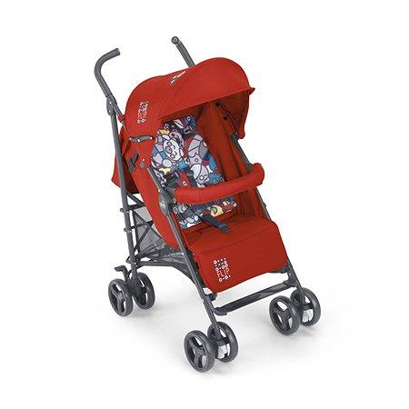 Прогулочная коляска CAM Flip Красная