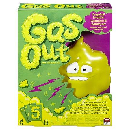 Настольная игра Mattel Гастер Газ