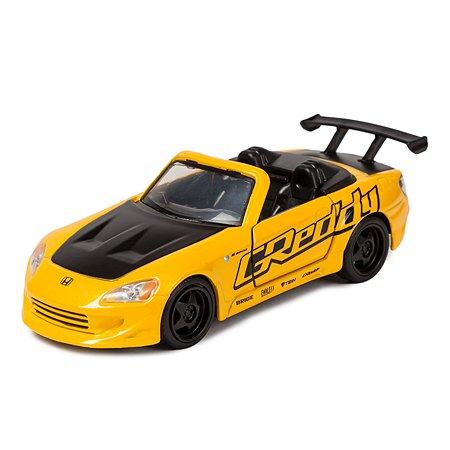 Машинка Jada 1:32 2001 Honda S2000