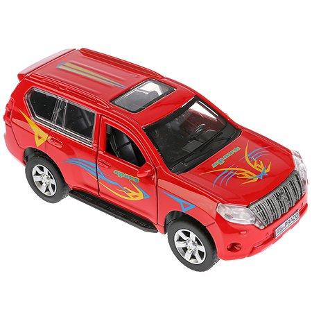 Машина Технопарк Тoyota Рrado инерционная 259360