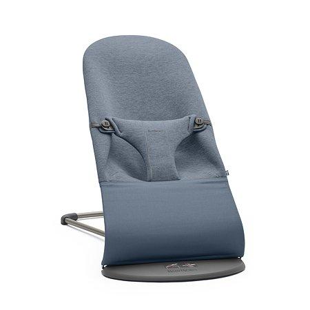 Кресло-шезлонг BabyBjorn Bliss Jersey Синий