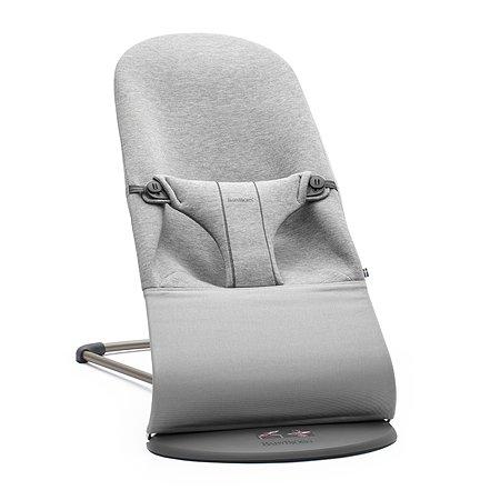 Кресло-шезлонг BabyBjorn Bliss Jersey Серый