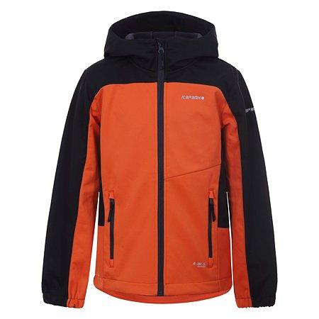 Куртка Icepeak оранжевая