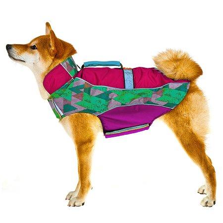 Попона для собак Happy Puppy Флайт 6 Розовая