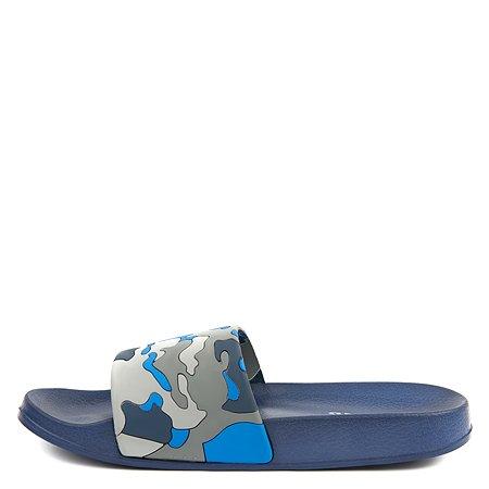 Шлёпанцы Greyhound синие