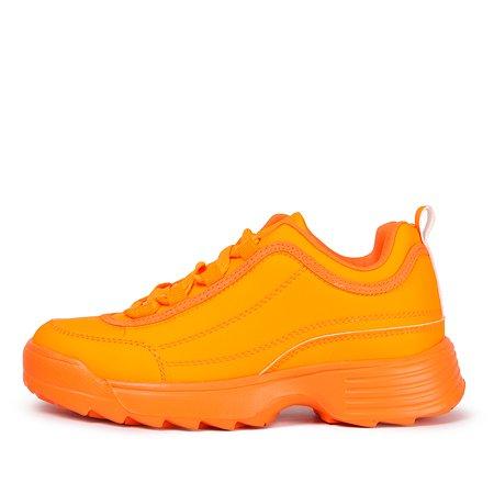 Кроссовки Keddo оранжевые