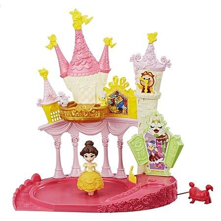 Игровой набор Princess дворец Бэлль