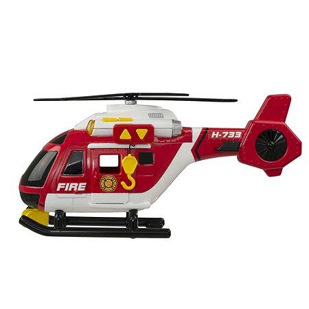 Пожарный вертолет HTI (Roadsterz) (свет/звук)