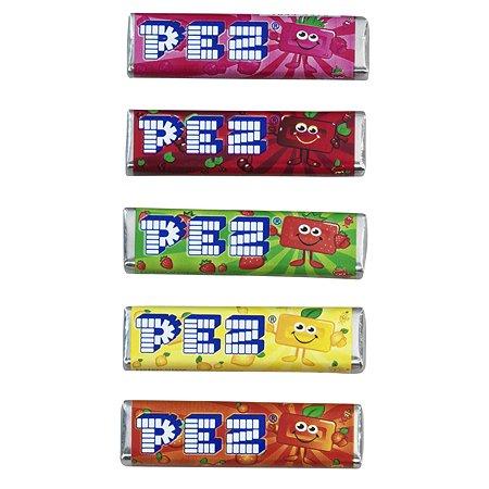 Конфета PEZ фруктовая 8.5 г в ассортименте