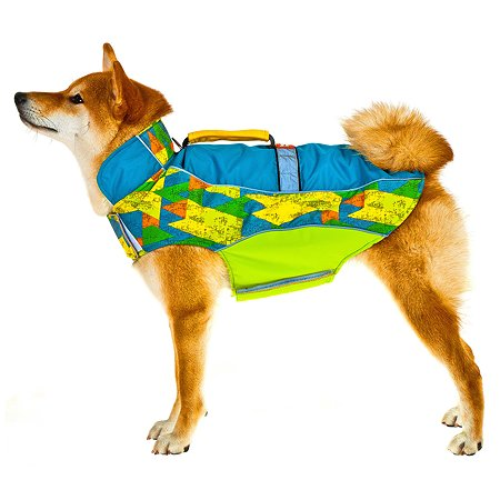 Попона для собак Happy Puppy Флайт 5 Бирюзовая