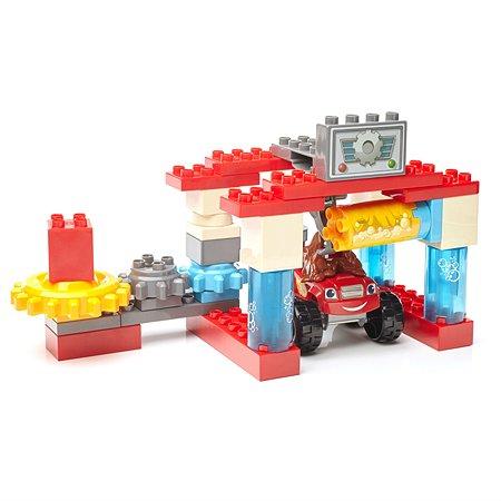 Автомобильная мойка Mega Bloks Вспыш