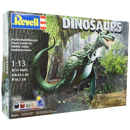 Сборная модель Revell Тиранозавр Рекс