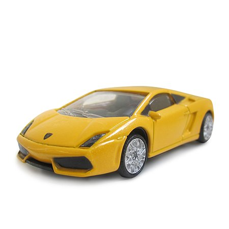 Машинка Rastar LP560-4 1:60 желтая
