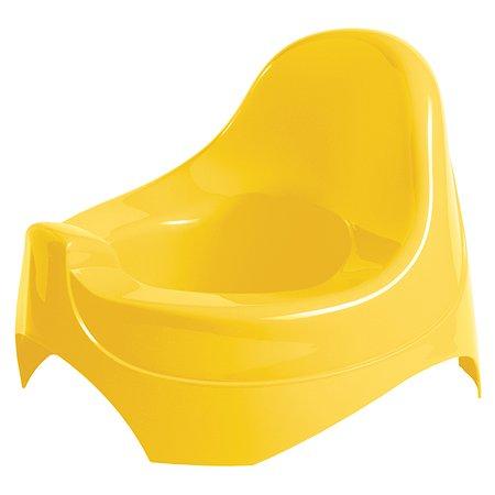 Горшок Пластишка Желтый (431326006)