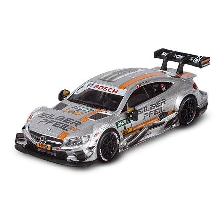 Машина Mobicaro Mercedes-AMG C63 DTM 1:43 белая