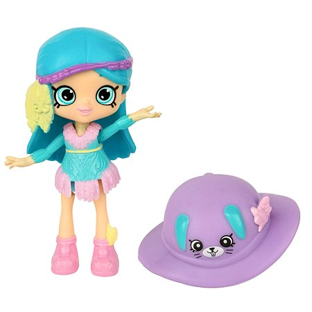 Игрушка Happy Places Shopkins с куклой Shoppie 56844 в непрозрачной упаковке (Сюрприз)