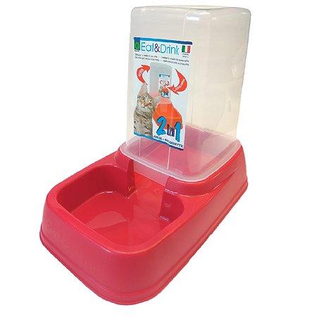 Диспенсер для животных Lilli Pet Красный 20-5741