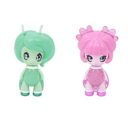 Набор из 2-х кукол Glimmies Nova и Spinosita