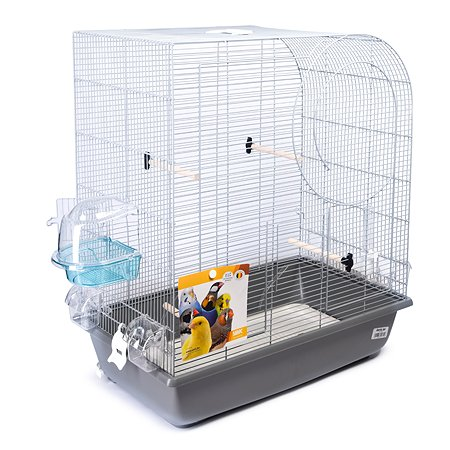 Клетка для птиц Savic Arte 50 Серебро 5571-9201