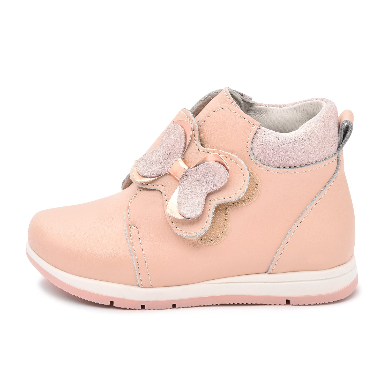 c3a7636145b Ботинки КОТОФЕЙ розовые - купить в интернет магазине Детский Мир в ...