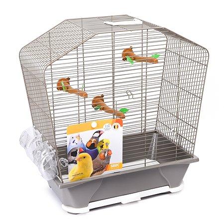 Клетка для птиц Savic Camille 30 Бежевая