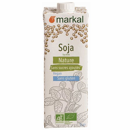 Напиток Markal соевый 1л